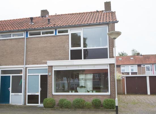 Bijvang 11 in Breda 4817 DC