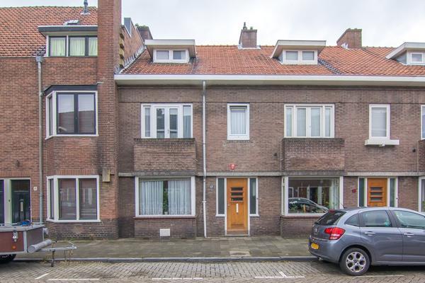 Bolksbeekstraat 17 in Utrecht 3521 CM