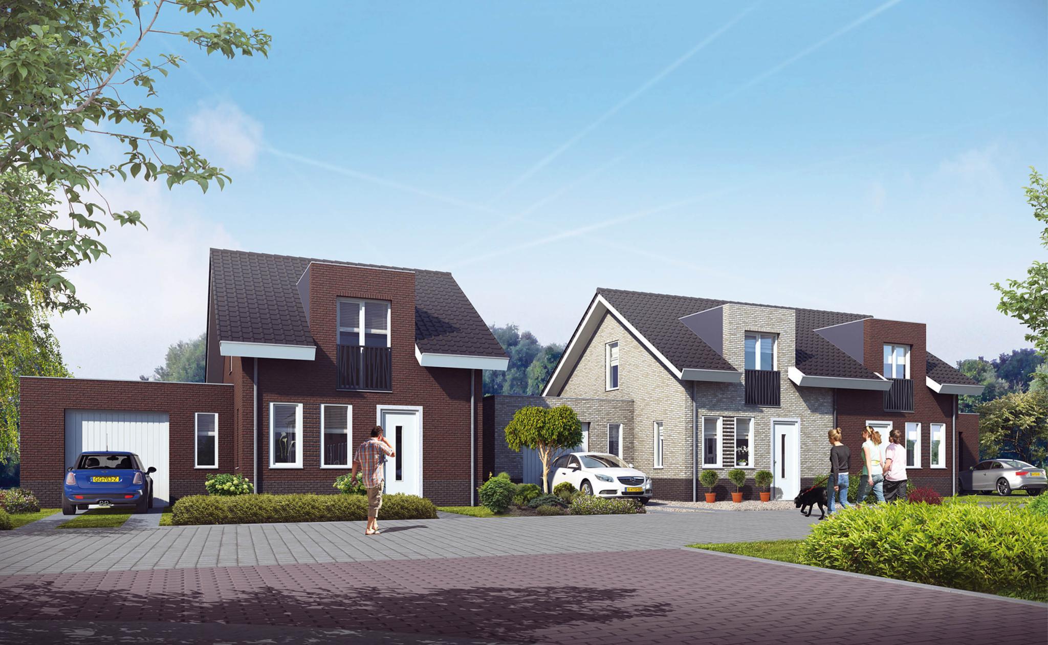 Beatrix (Bouwnummer 2) in Oud Gastel 4751 AR: Woonhuis. - Wijk-Regio ...