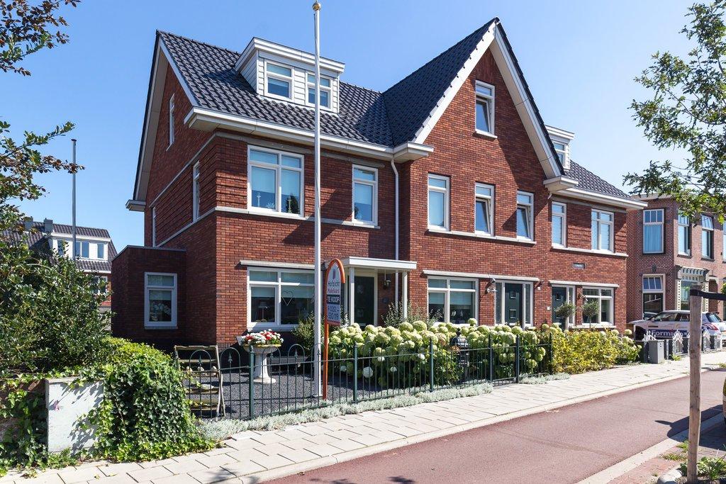 Leidsestraat 9 A in Hillegom 2182 DG: Woonhuis. - Appel & Fris Makelaars