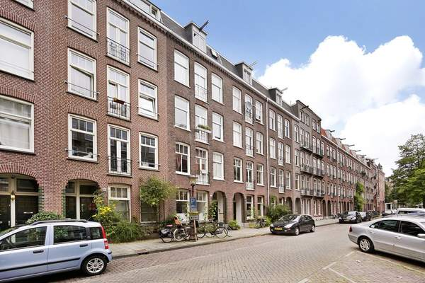 Kanaalstraat 166 -2 in Amsterdam 1054 XP
