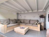 lounge ruimte achtertuin