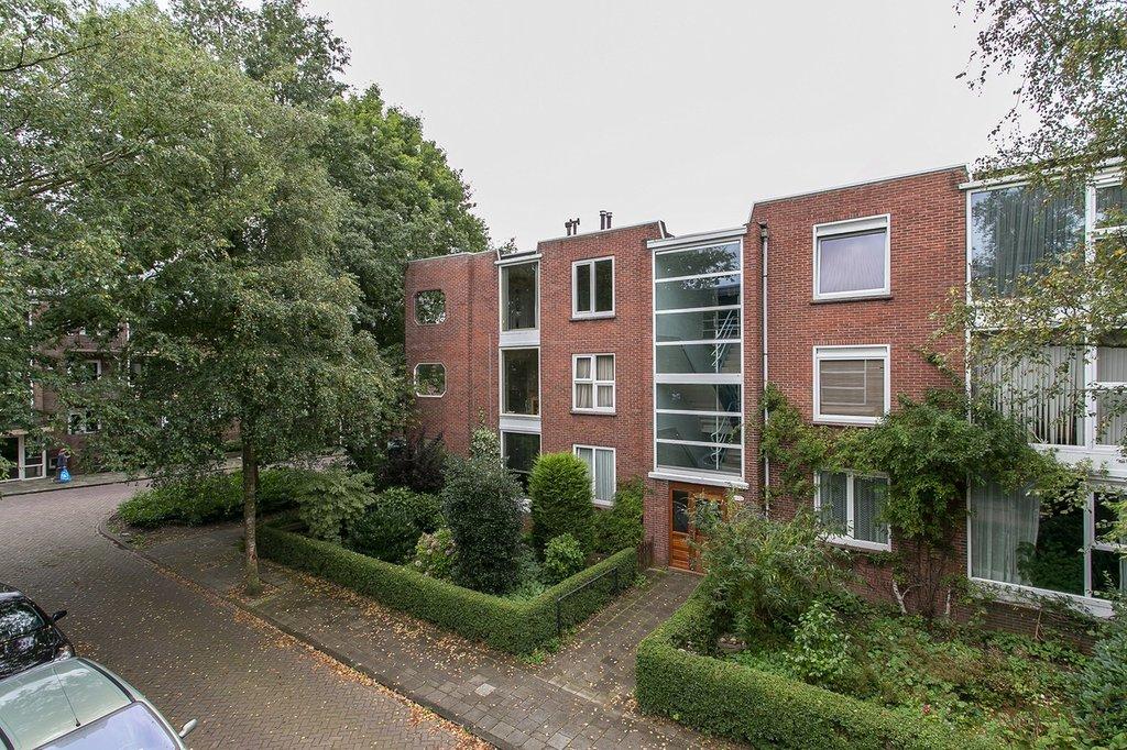 Rengersstraat 35 in Groningen 9721 CS: Appartement. - Mennes voor Wonen