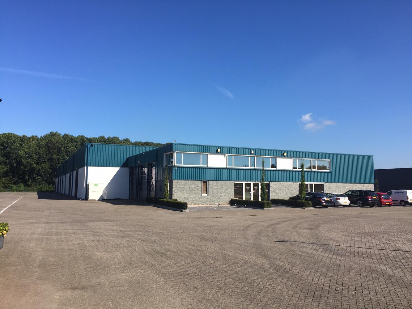 1efd6fe0970 Bedrijfspanden te koop en te huur in Noord-Brabant - Van de Zande ...