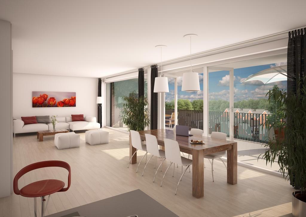 De Veense Poort (Bouwnummer 34) in Veenendaal 3905 MA: Appartement ...