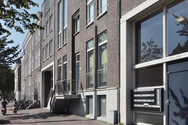 Prinsegracht 263 in 'S-Gravenhage 2512 EE