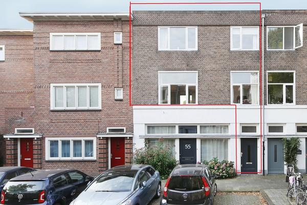 Geert Van Woustraat 53 in 'S-Hertogenbosch 5212 RJ