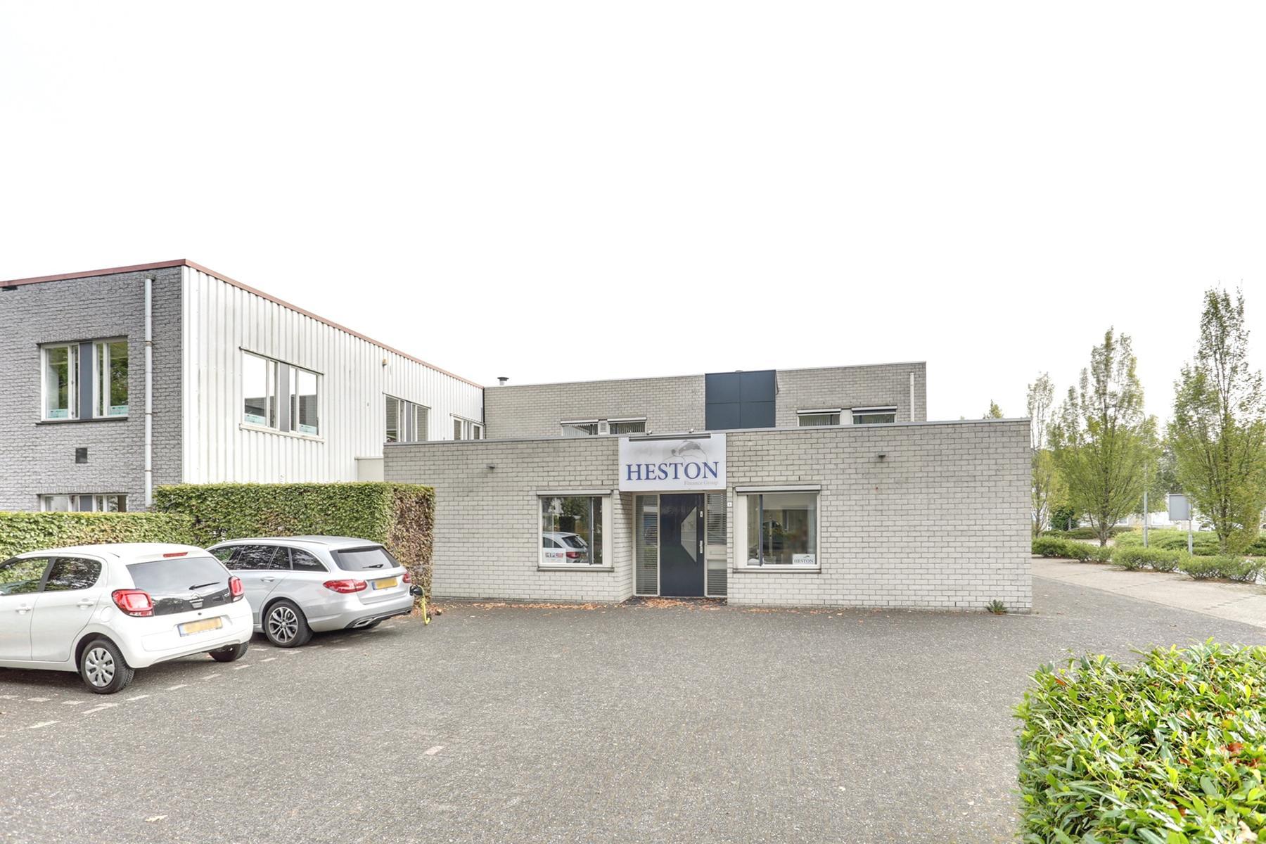 kantoorruimte te huur in Hoevelaken, beschikbaar via ReBM bedrijfsmakelaardij.
