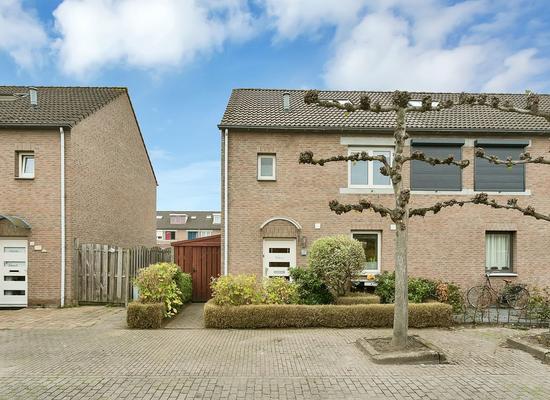 Veldmoeren 13 in Breda 4824 JT