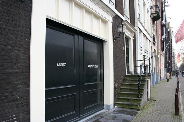 Prinsengracht 309 /Pp. in Amsterdam 1016 GX