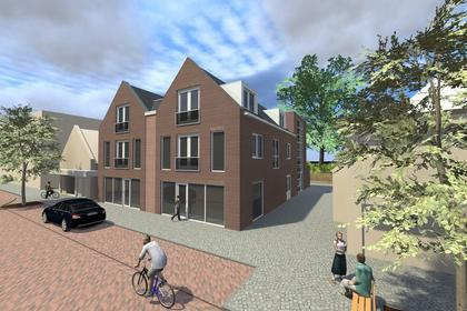 Stationsstraat 14 - 14 A in Scheemda 9679 ED