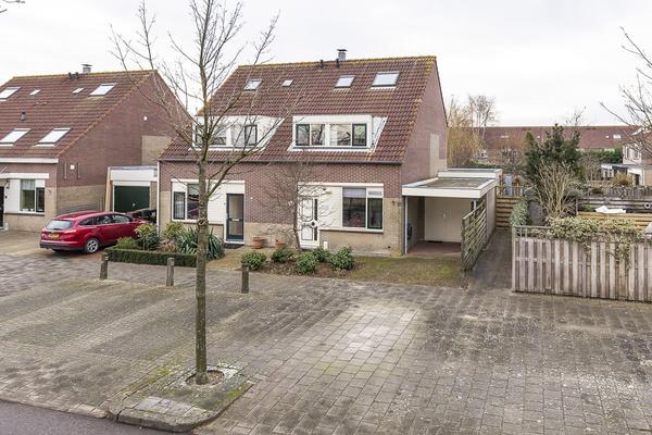 Beurtschipper 128 in Nieuw-Vennep 2152 LH