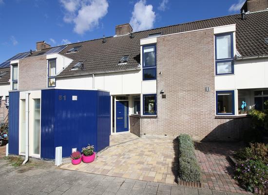 Steve Bikostraat 51 in Hoofddorp 2131 RZ