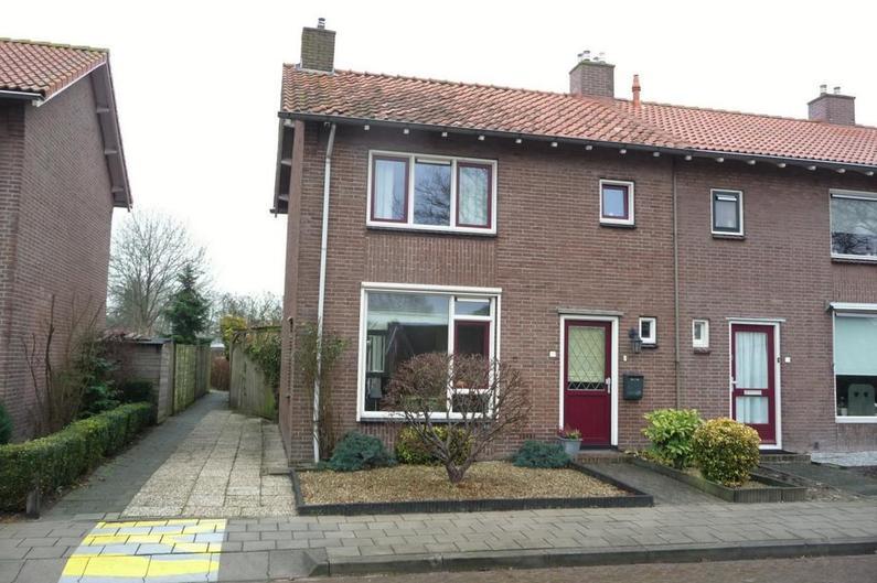 Prins Frederikstraat 39 in Willemsoord 8338 SP
