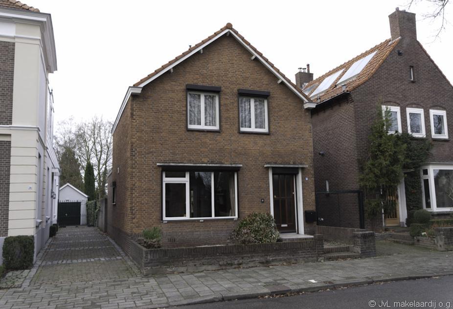 6bbe9f3fc16 Korte Bredestraat 22 in Nijmegen 6543 ZR  Woonhuis. - Jan van ...