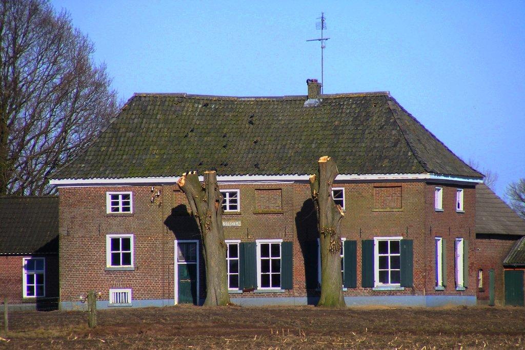 Spekkendijk 26 in De Heurne 7095 CE: Woonhuis te koop. - Klein ...