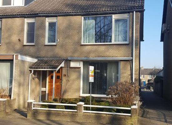 Plateelbakkerstraat 20 in Breda 4813 KT
