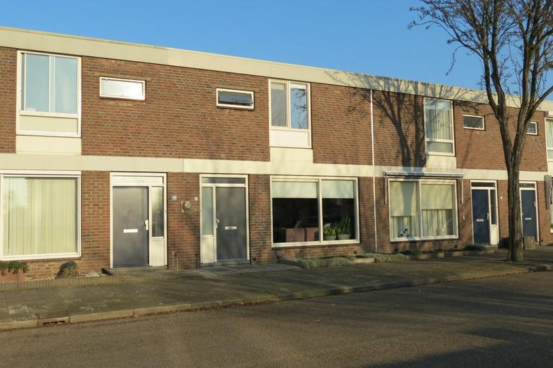 Van Der Duyn Van Maasdamstraat 50 in Nijmegen 6535 VW