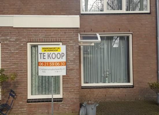 Pottenbakkerstraat 44 in Breda 4813 LC