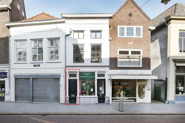 Hinthamerstraat 134 A in 'S-Hertogenbosch 5211 MT