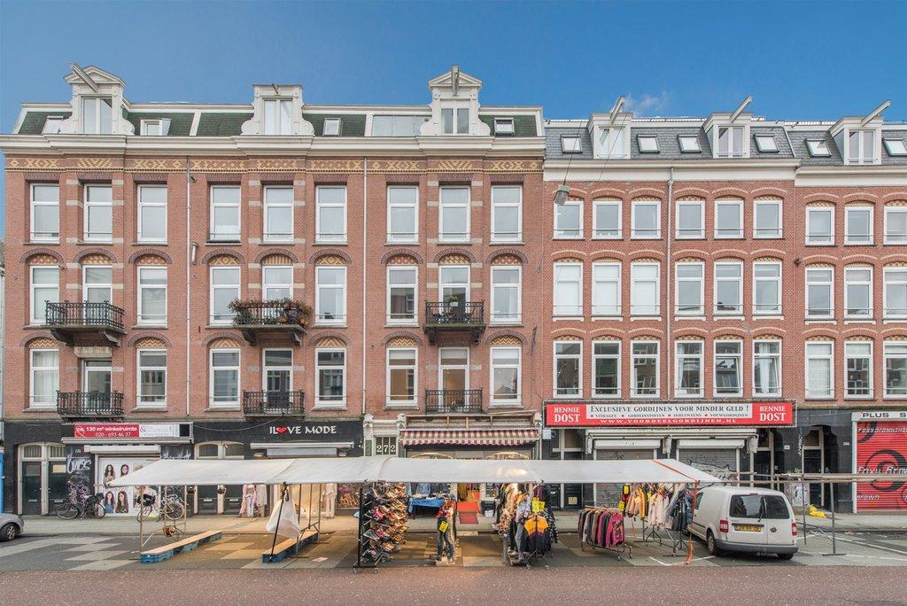Albert Cuypstraat 272 -I in Amsterdam 1073 BR: Appartement ...