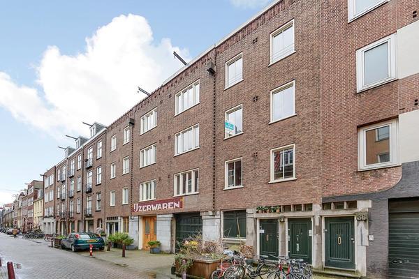 Tweede Weteringdwarsstraat 38 -2 in Amsterdam 1017 SX
