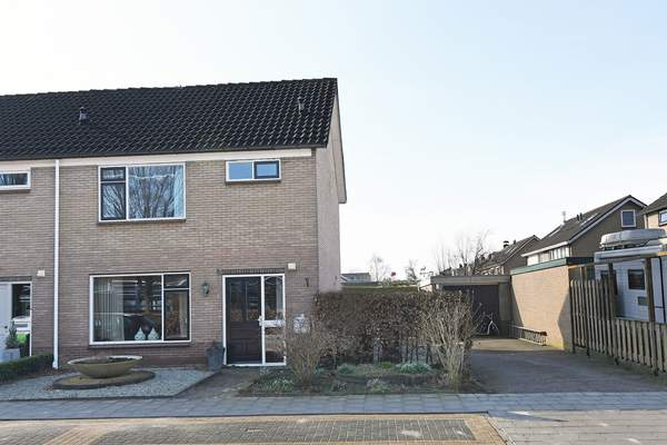 Huikenstraat 1 in Elburg 8081 XV