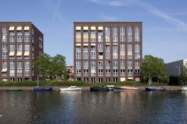 Joos Banckersplantsoen 67 in Amsterdam 1056 LD