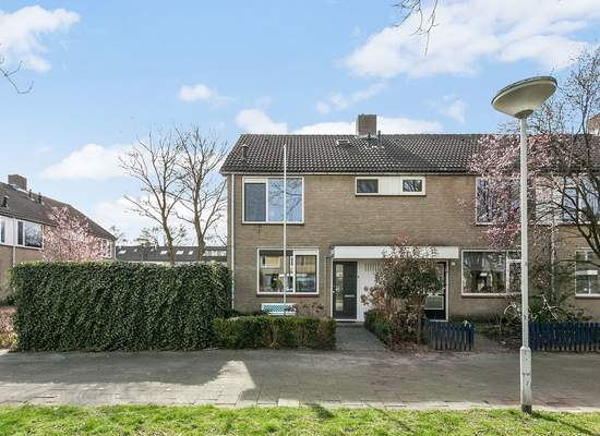 Steenhouwerstraat 15 in Breda 4813 KW