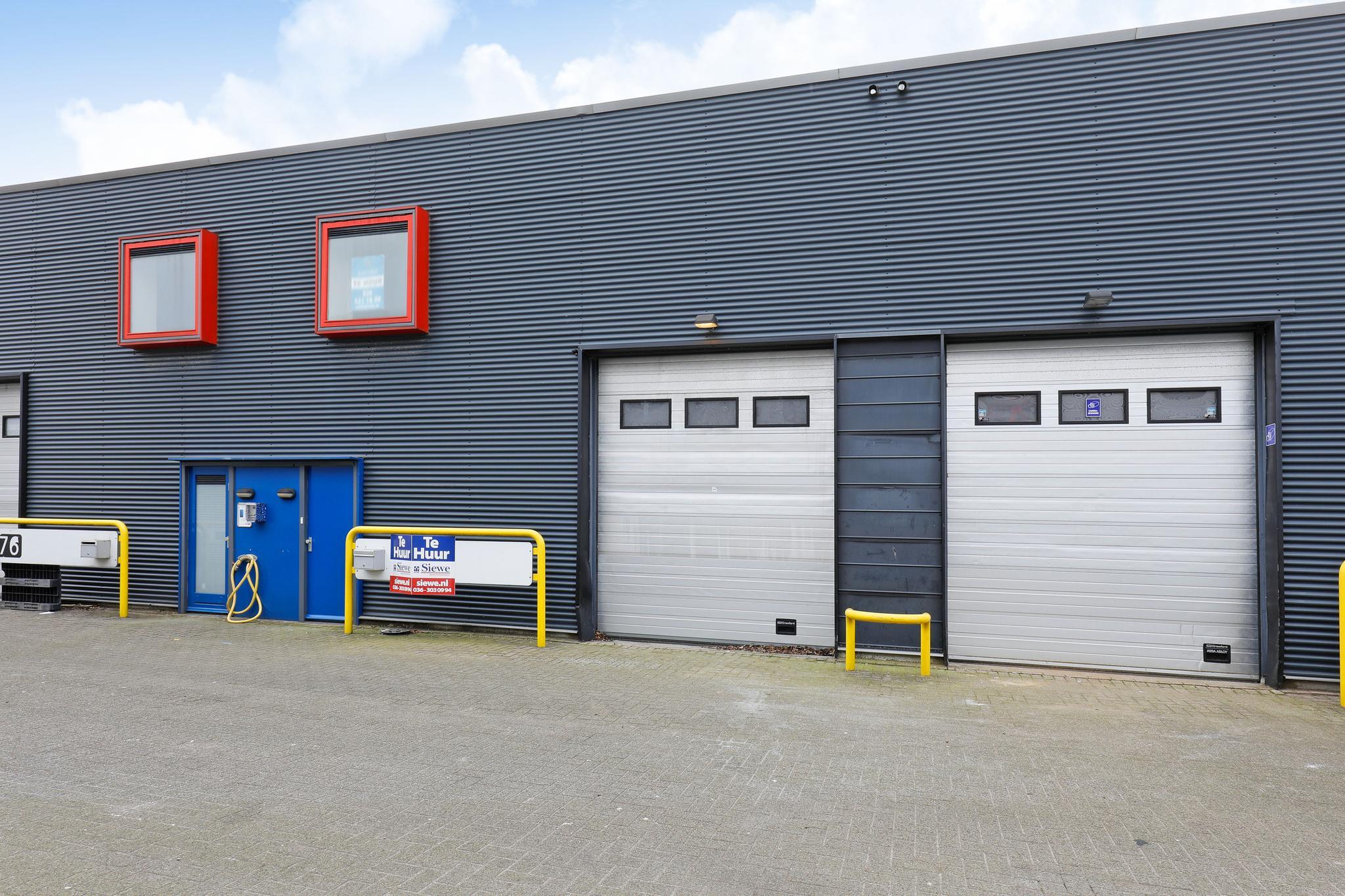 Garage Huren Almere : Markerkant 10 78 * in almere 1316 aj: bedrijfsruimte. siewe makelaars
