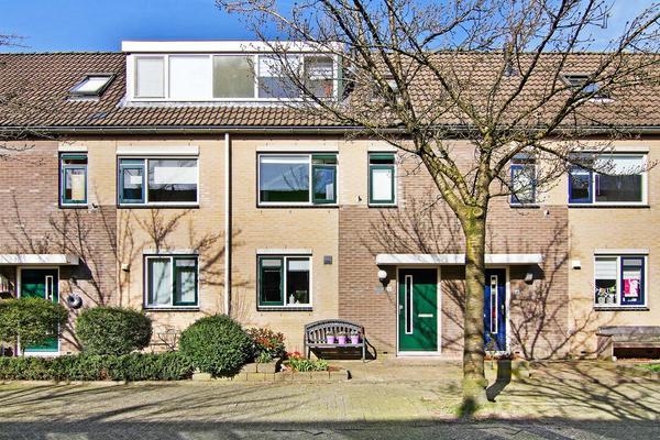 Hendrick De Keyserlaan 50 in Amersfoort 3822 WC