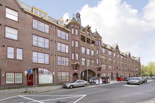 Spaarndammerdijk 265 in Amsterdam 1013 ZW
