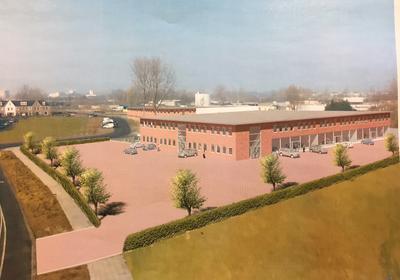 Hallenweg 3 in Leiden 2316 JX
