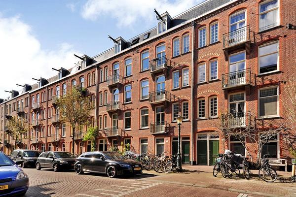 Van Hogendorpstraat 154 -Hs in Amsterdam 1051 BX