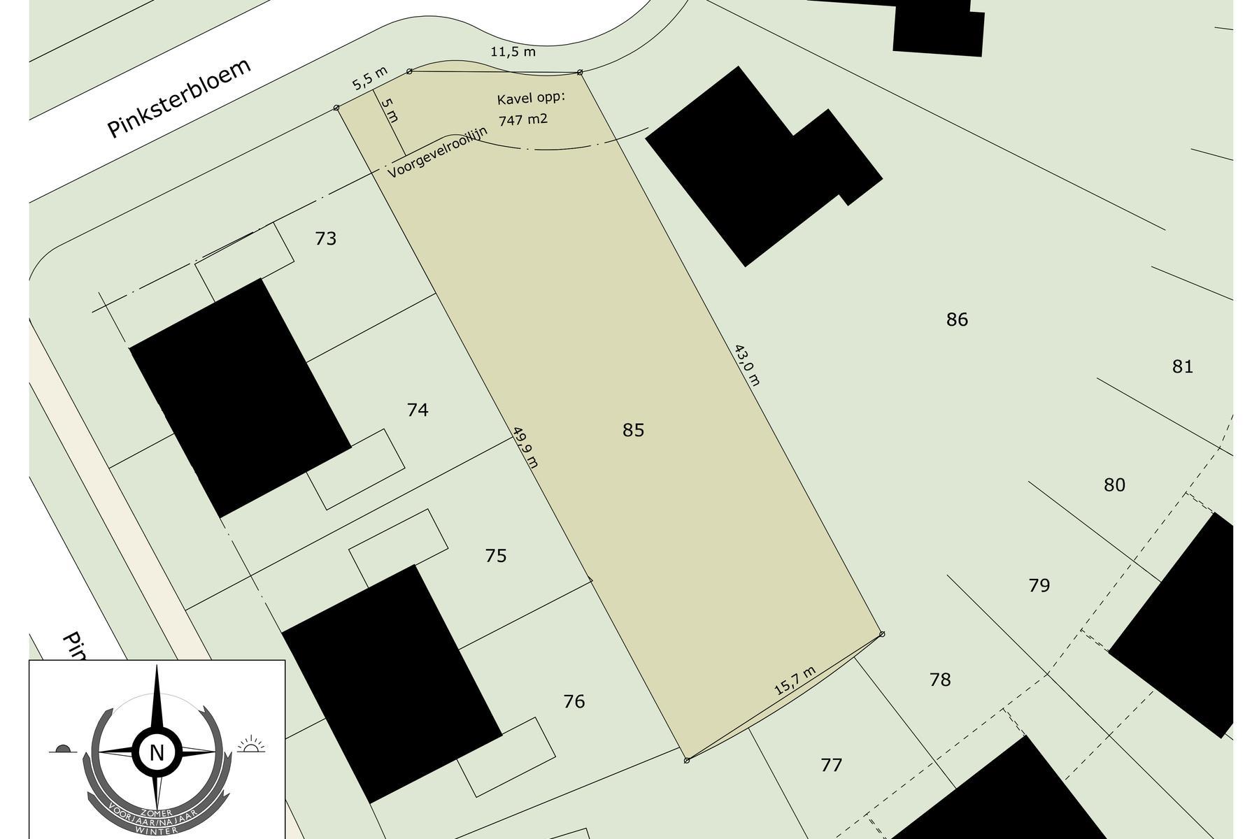 Bouwnummer (Bouwnummer 85) in Nijverdal 7443 ND