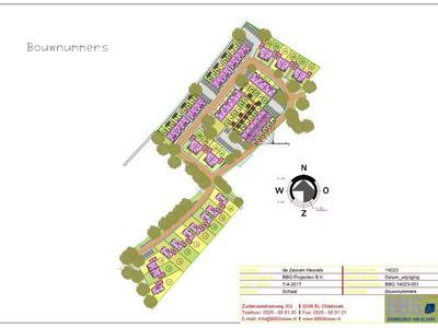 Zeuven Heuvels 26 in Wezep 8091 AG