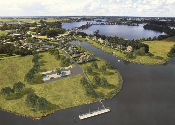 Waterfront De Veene in Veen 4264 AN