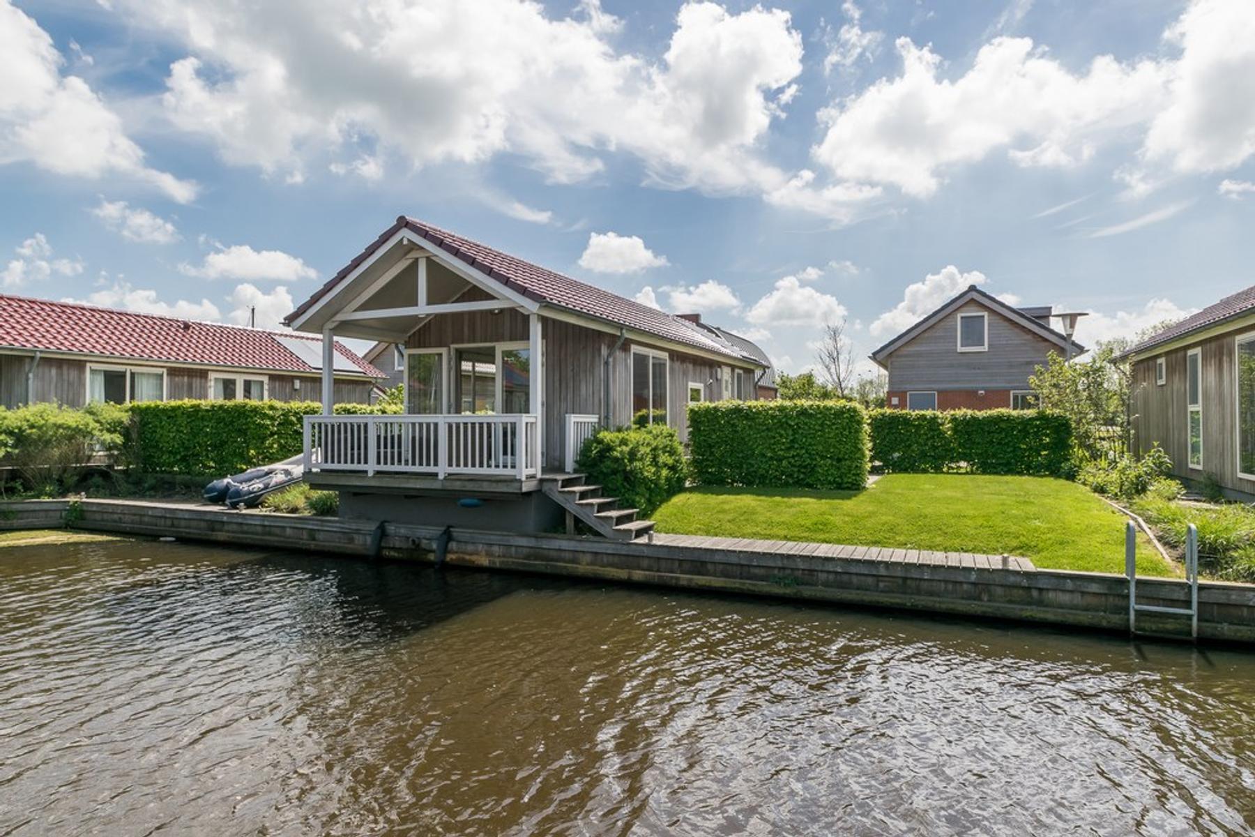 Ljouwerterdyk 63 12 in akkrum 8491 ml woonhuis te koop for Huizen te koop friesland