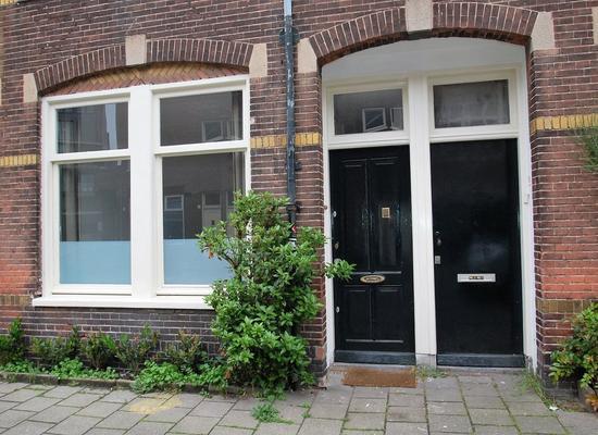 Schoterweg 76 Zwart in Haarlem 2021 HP