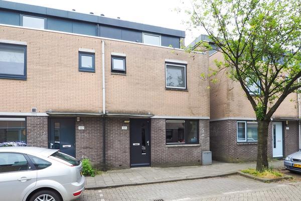 Impalastraat 105 in Utrecht 3523 PM