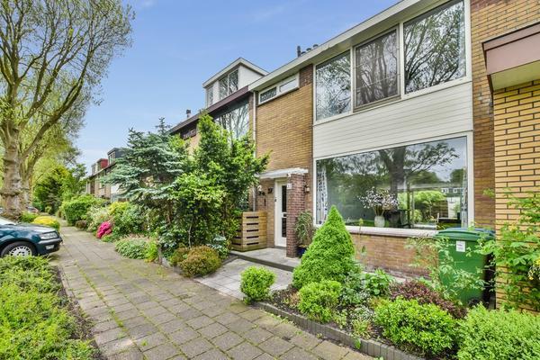 Kathe Kollwitzstraat 37 in Amstelveen 1183 BW