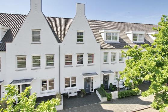 Van De Mortelstraat 3 B in Noordwijk 2203 JA