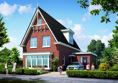 Stekweg Nr 32. in Hengelo (Gld) 7255