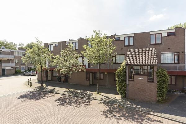 Praam 283 in Amstelveen 1186 TV