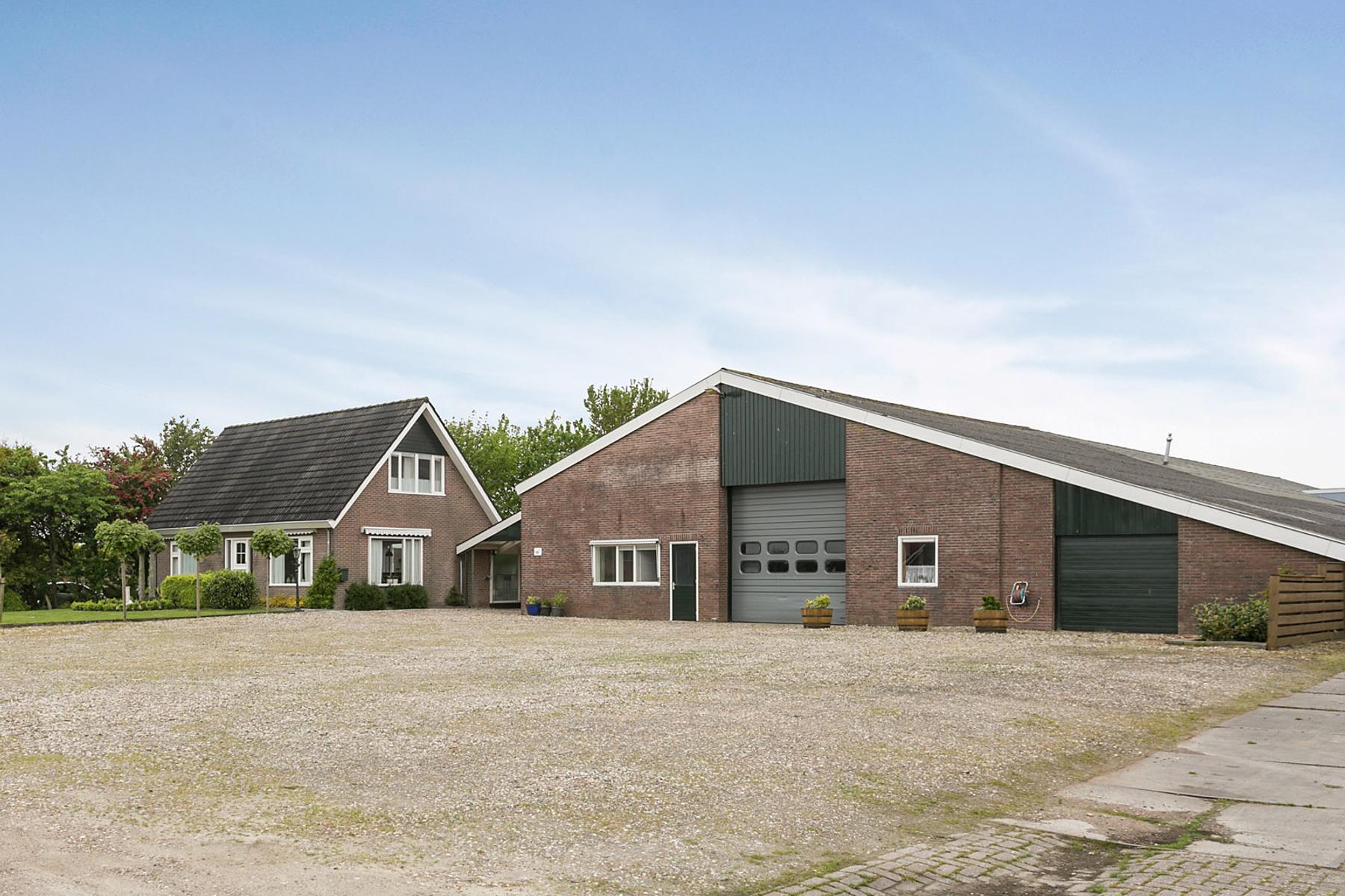 ede2fd2ecd0 Holwerterdyk 14 A in Ternaard 9145 RK: Bedrijfsruimte te koop ...