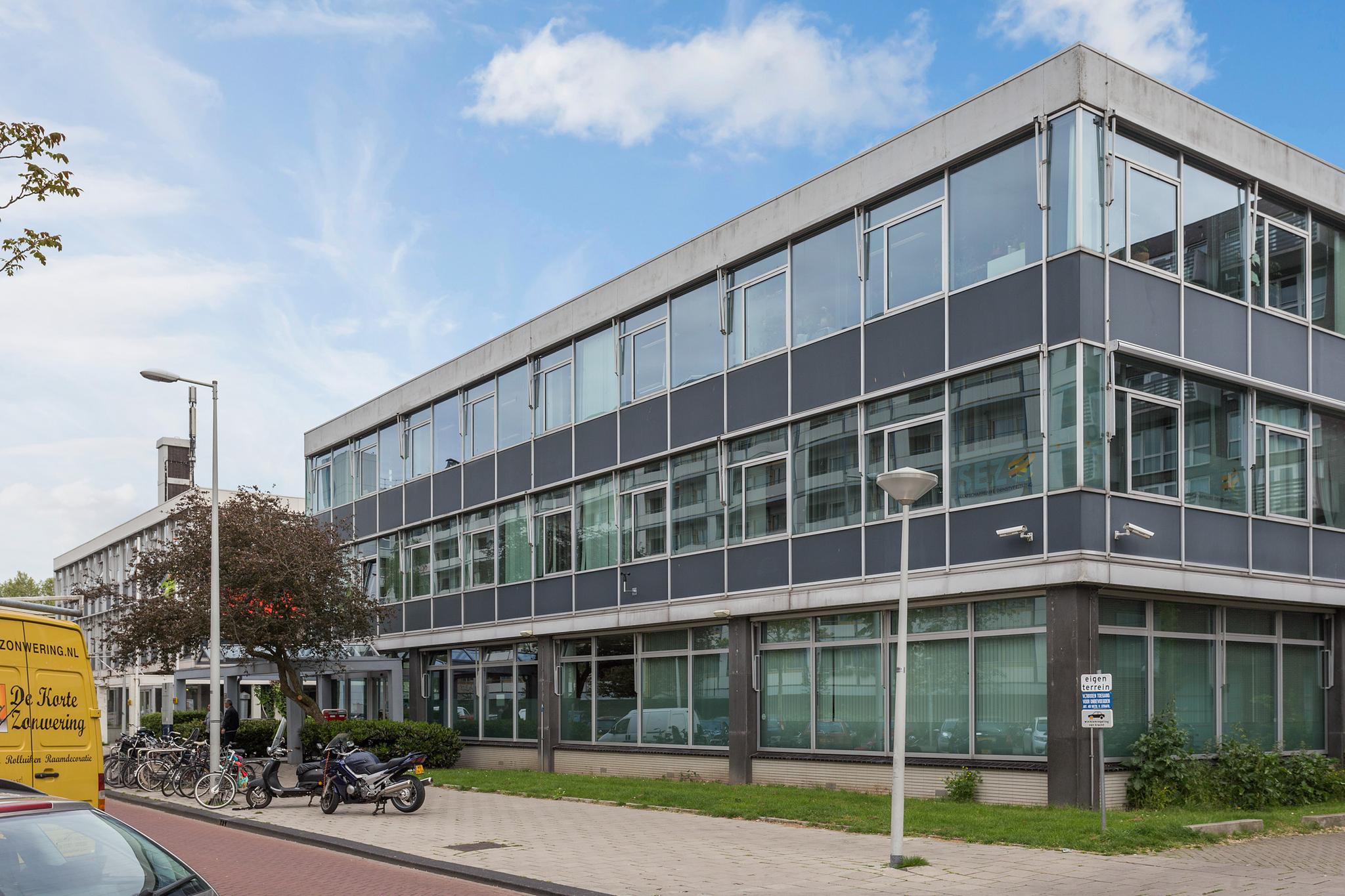 Ottho Heldringstraat 5 in Amsterdam 1066 AZ Kantoorruimte KS Bedrijfsmakelaars