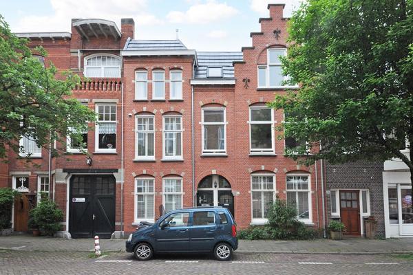 Van Slingelandtstraat 12 in 'S-Gravenhage 2582 XP