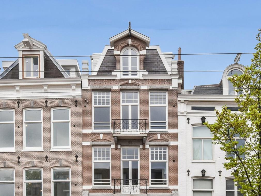 Overtoom 278 I in Amsterdam 1054 JC