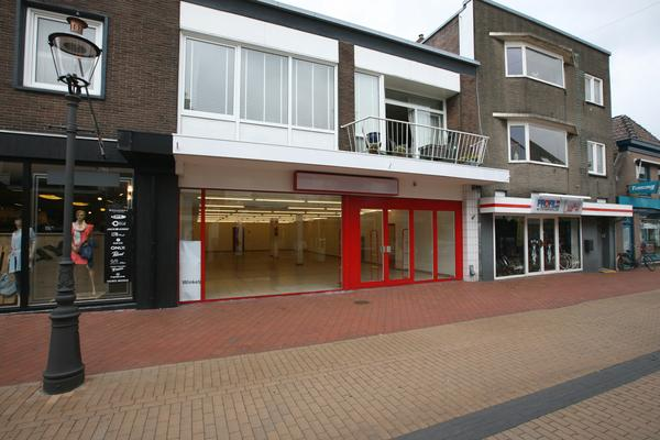 Bentheimerstraat 13 in Coevorden 7741 JH