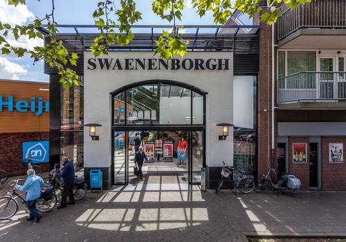 De Swaenenborgh 19 - 23 in Meppel 7941 BD